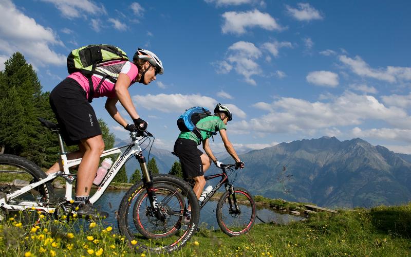 Bikeurlaub - Südtirol