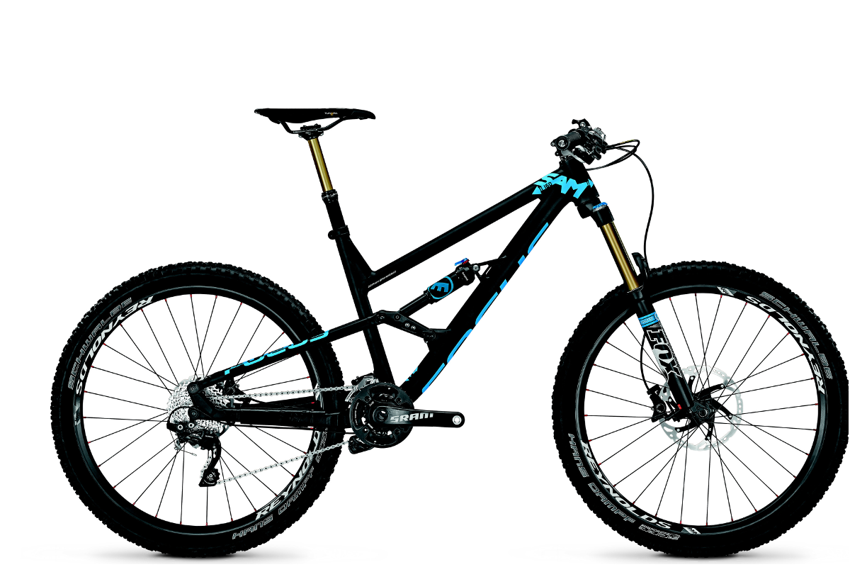 Focus Sam 2.0 Top- Testbike